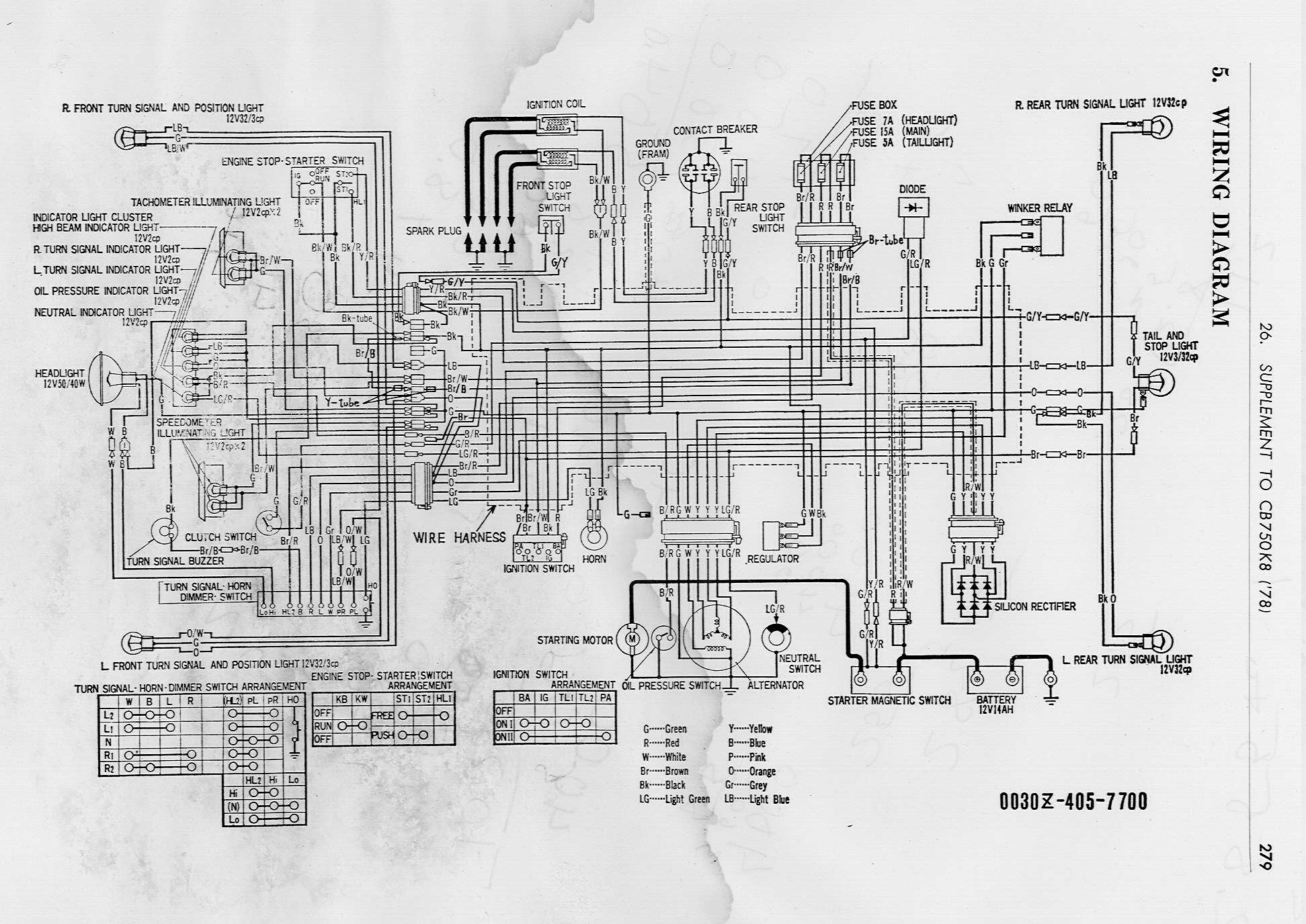 82 honda nighthawk 750 wiring diagram