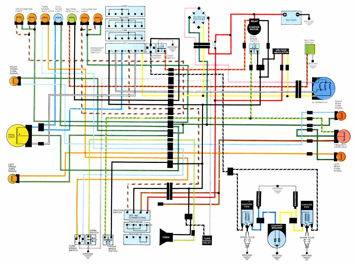 H4 Wiring Diagram Great Design Of Honda Get Free Image About Bulb Plug