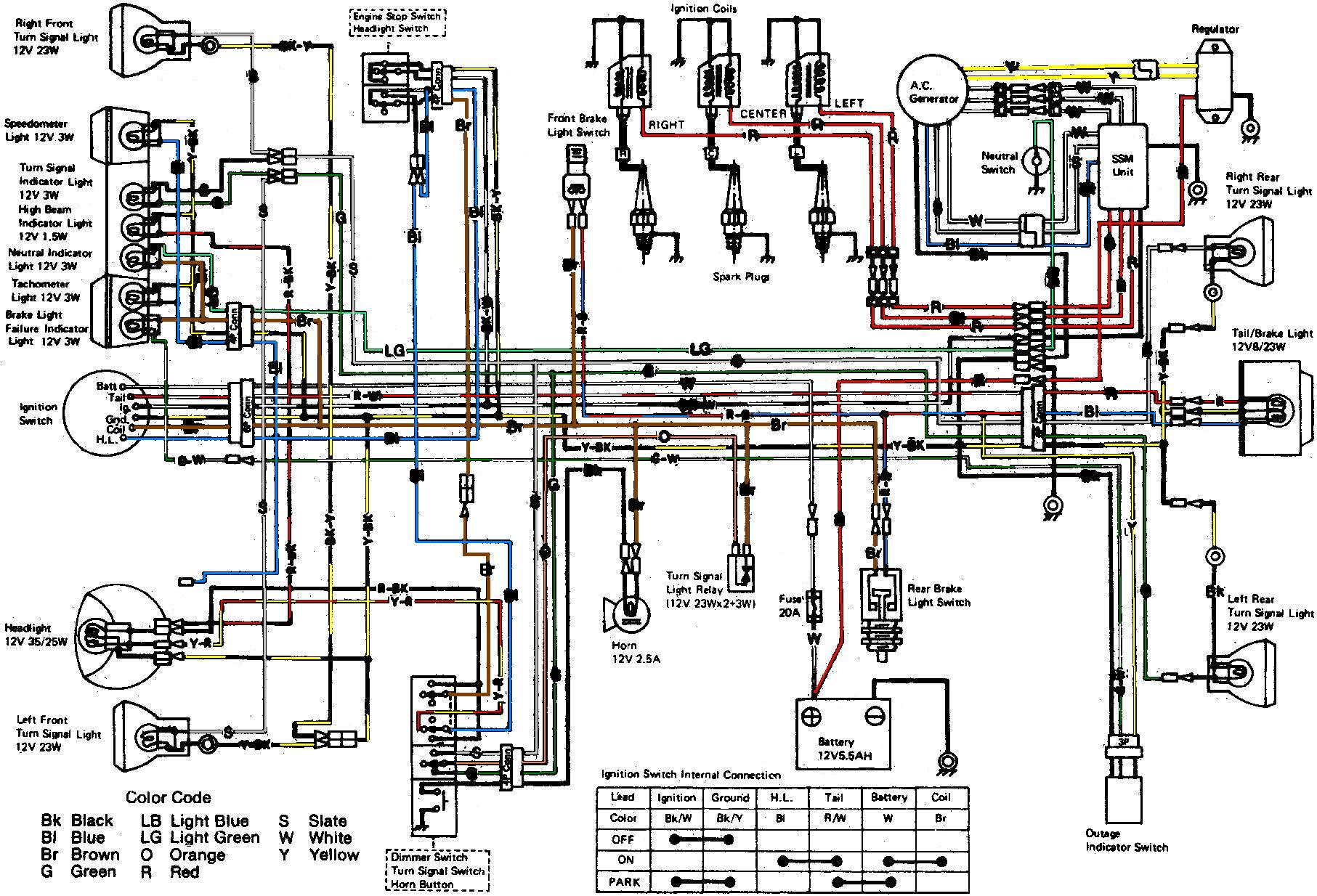 H2 Combination Switch Wiring - DIY Enthusiasts Wiring Diagrams •