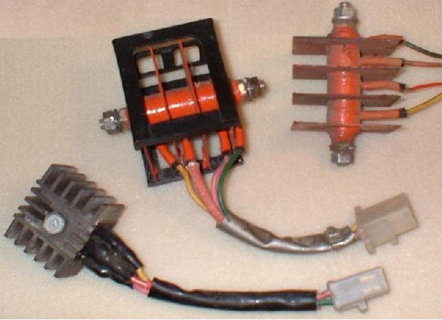2  3 And 4 Wire Rectifiers